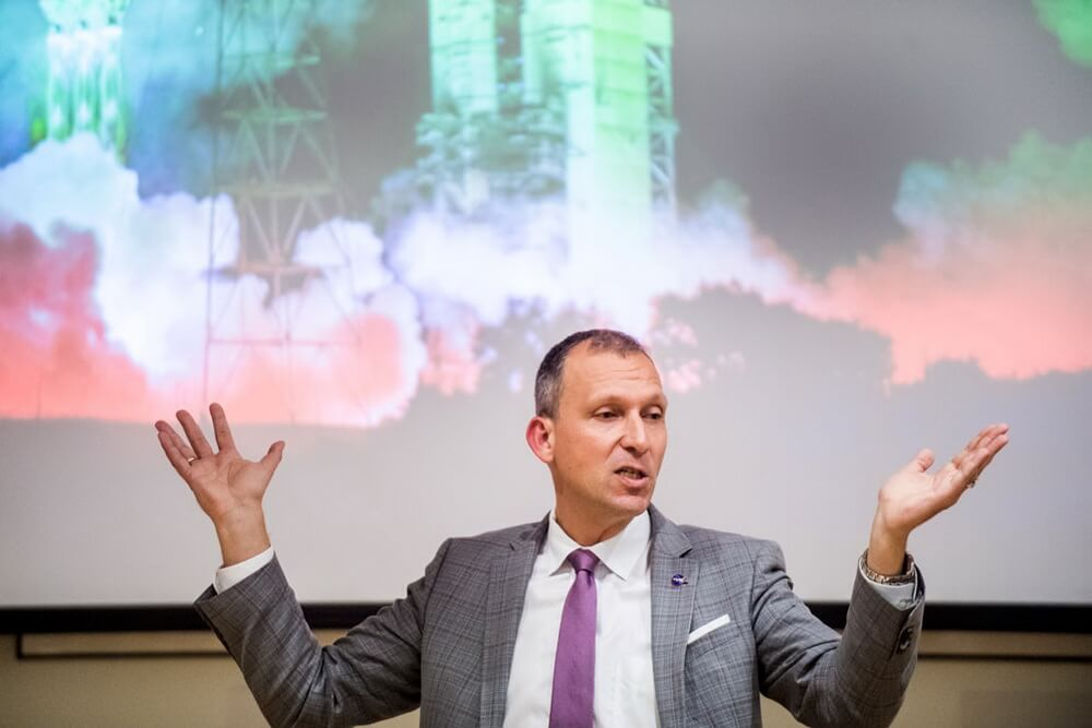 Администратор NASA рассказал о ближайших планах агентства, Марсе и инопланетянах