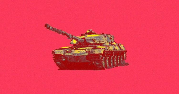 В США решили заняться разработкой танков на базе искусственного интеллекта