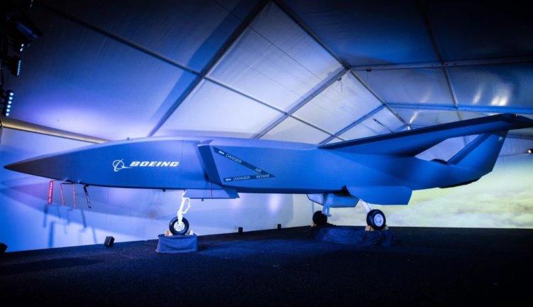 Беспилотник Boeing