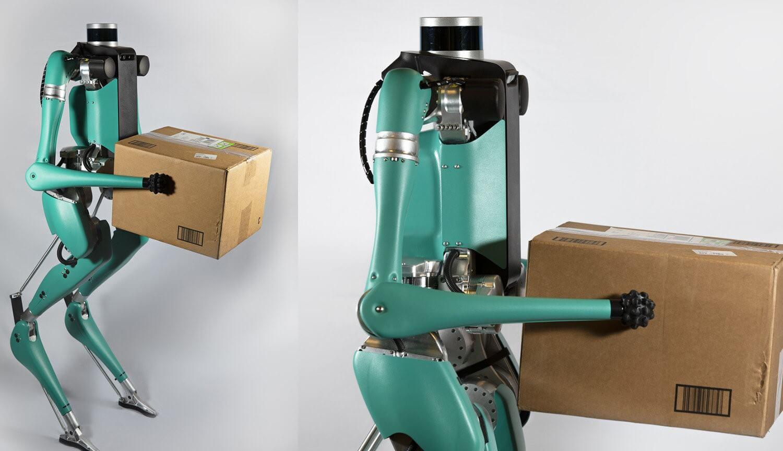 Робот Digit от Agility Robotics