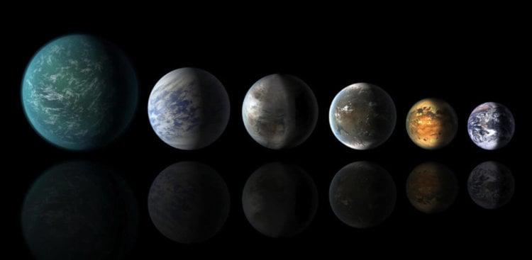 Физика внеземной жизни: инопланетяне должны быть похожи на землян