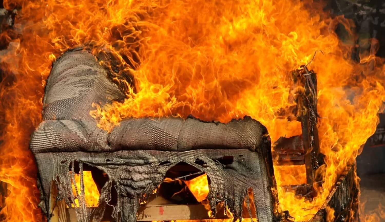 Огнезащитный материал для мебели