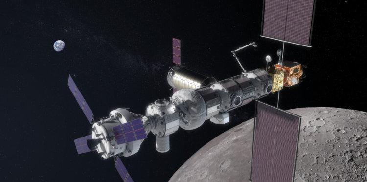 «Шатдаун» в США заставил отложить разработку первого модуля лунной орбитальной станции Gateway