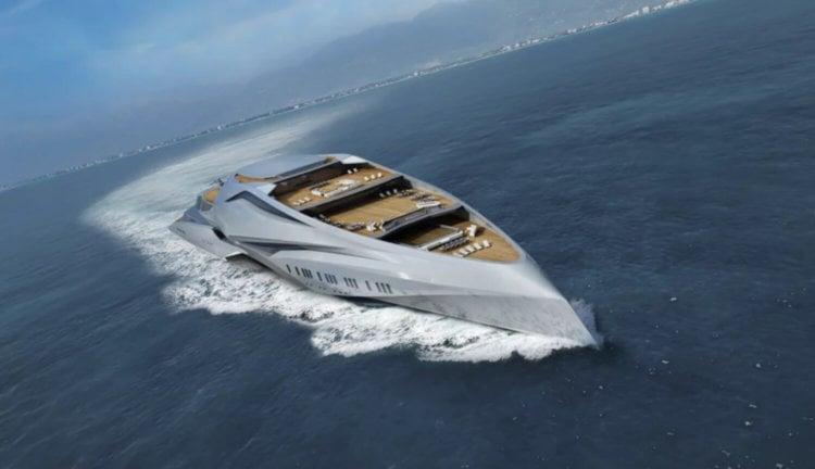 Яхта «Валькирия»