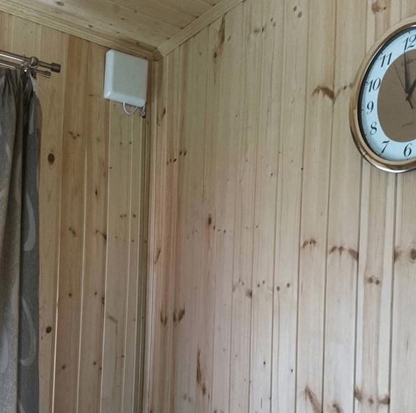 Как усилить сигнал сотовой связи в загородном доме или на даче