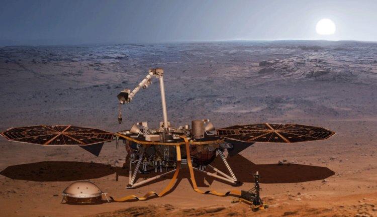 Зонд InSight