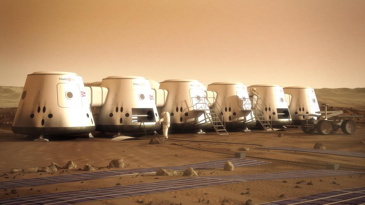 Новости высоких технологий: переезд на Марс и восстание нейросетей
