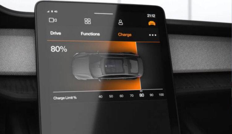 Электрический Volvo сможет проехать 443 км на одной зарядке