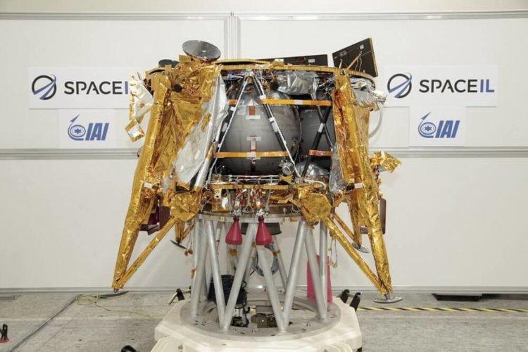 Компьютер израильского лунного посадочного модуля «Берешит» дал сбой