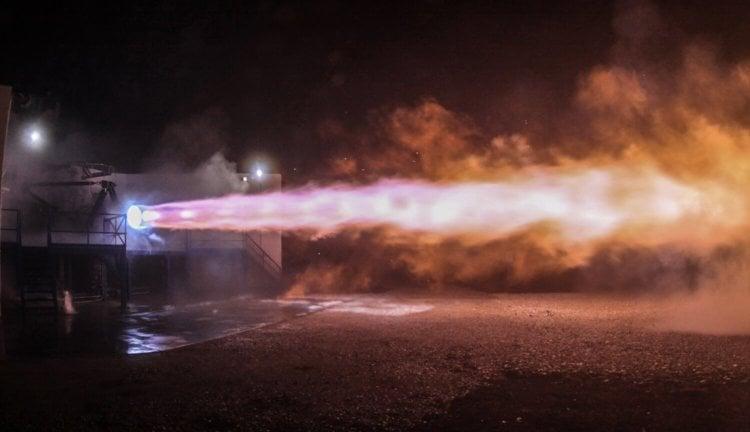 Ракетный двигатель SpaceX Raptor