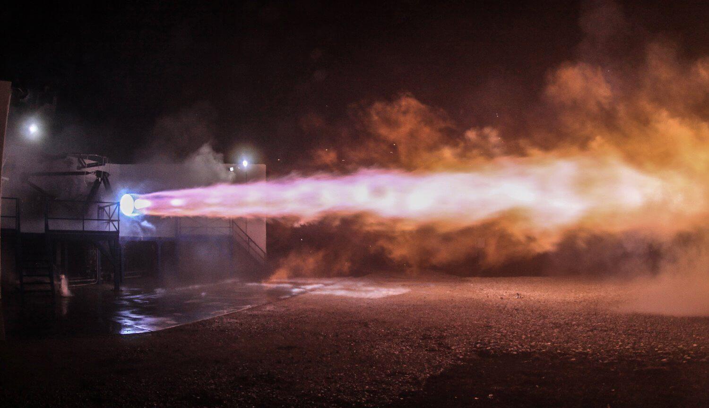 Ракетный двигатель SpaceX Raptor побил рекорд российского РД-180