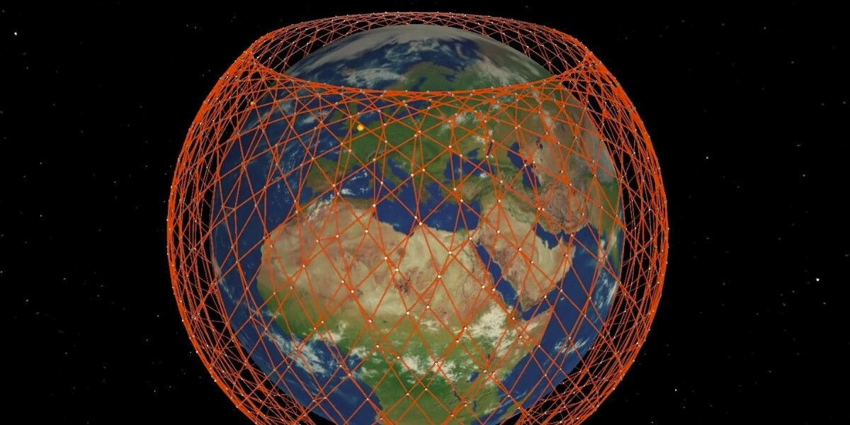 SpaceX собирается построить 1 миллион наземных спутниковых станций в рамках проекта Starlink