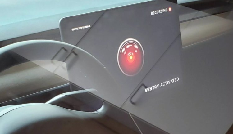 Раскрыты интересные особенности «режима часового» в автомобилях Tesla
