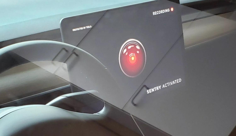 «Режим часового» в автомобилях Tesla