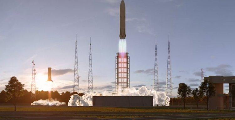В Европе разрабатывают многоразовую ракету-носитель, похожую на Falcon 9 от SpaceX