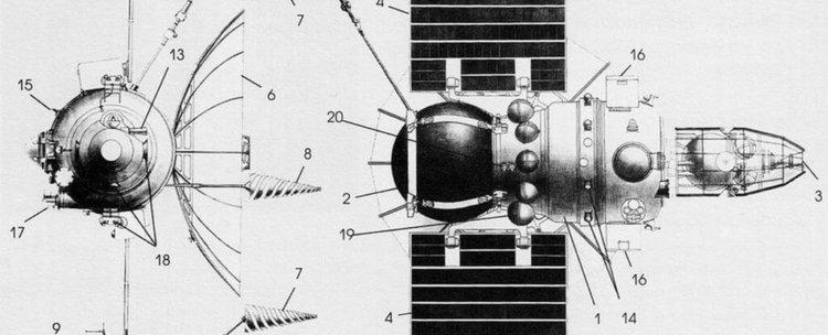 На Землю в этом году может упасть старый советский зонд для исследования Венеры