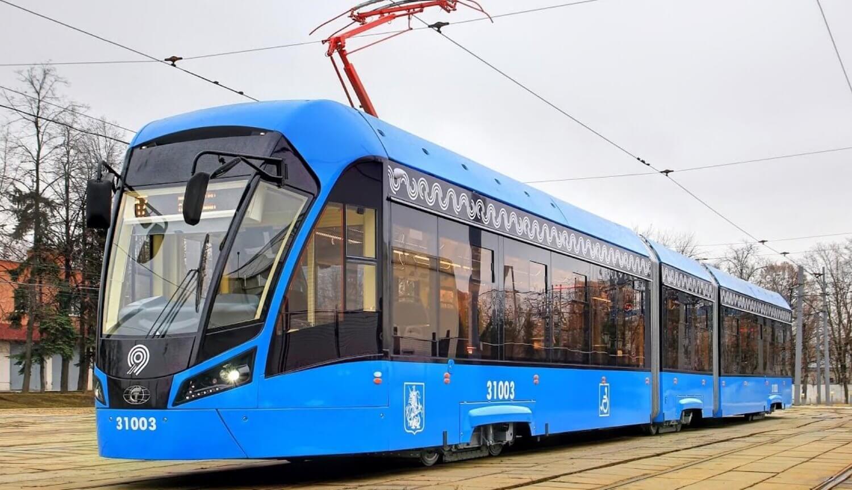 Трамвай «Витязь-М»