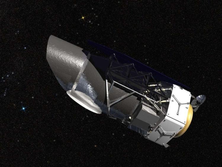 Новый космический телескоп NASA будет в 100 раз эффективнее «Хаббла»