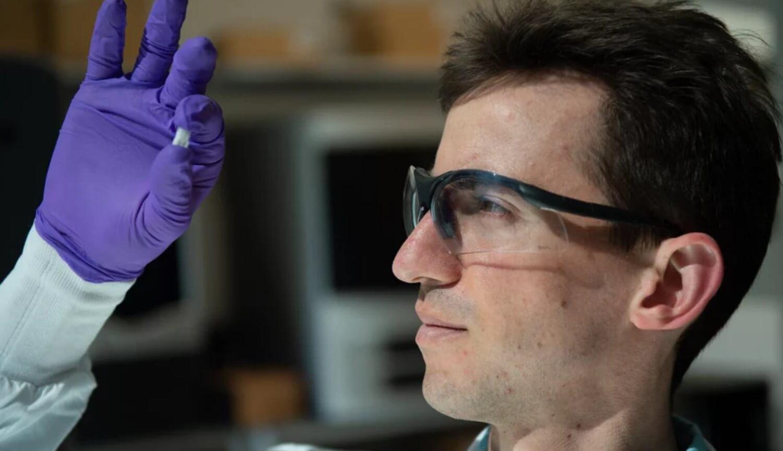 3D-материал для лечения переломов костей