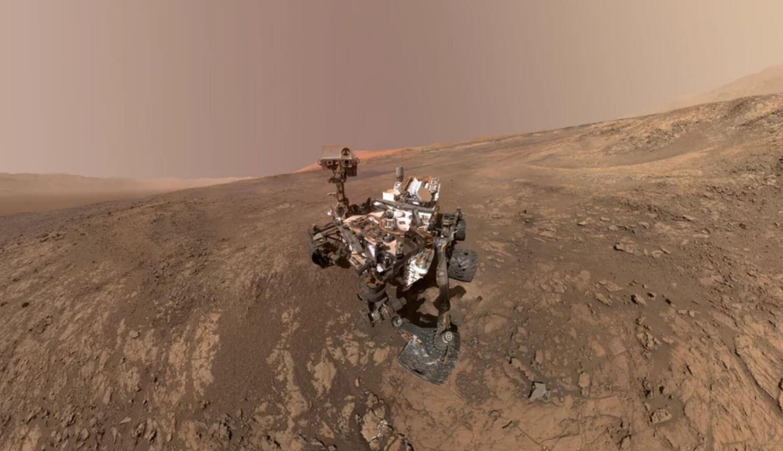 Марсоход «Кьюриосити»
