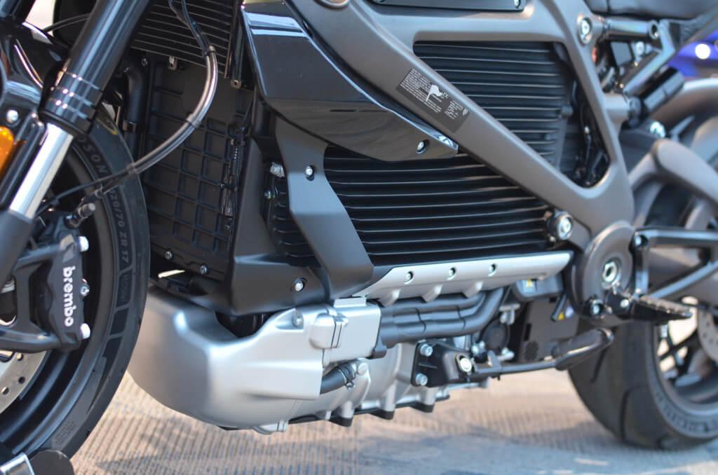 Электрический мотоцикл Harley-Davidson