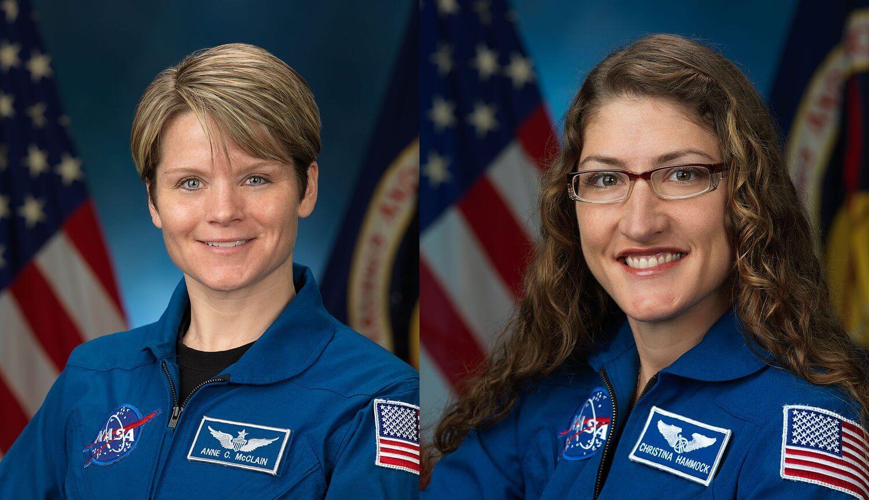 Женщины NASA