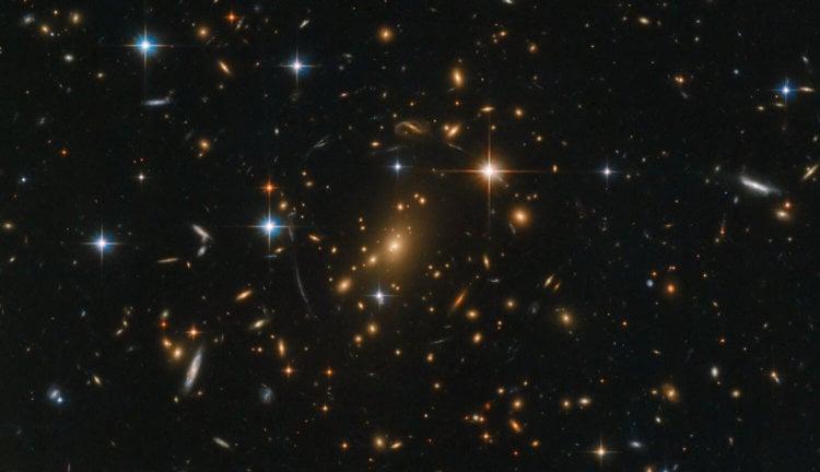 Фотография сделанная на «Хаббл»