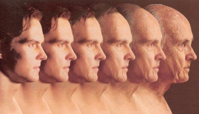 Старение человека