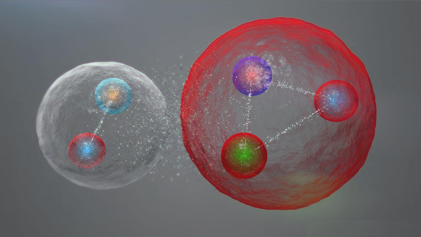 Почему во Вселенной больше материи, чем антиматерии?