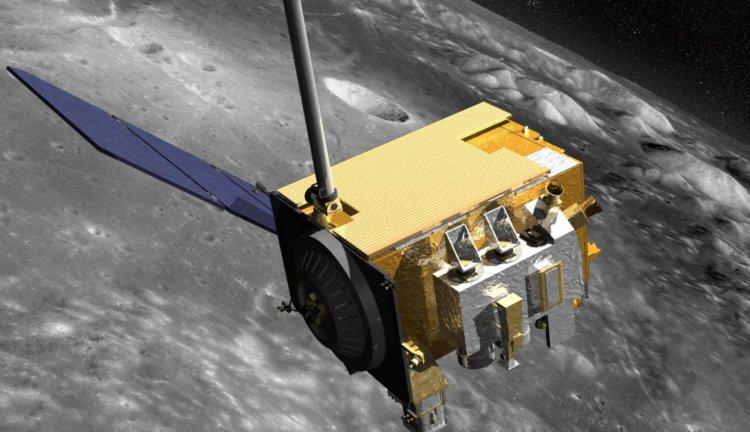 Космический аппарат LRO