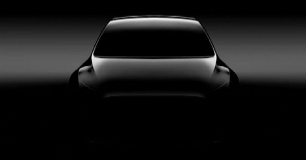 Новый электрический кроссовер Tesla Model Y будет представлен 14 марта