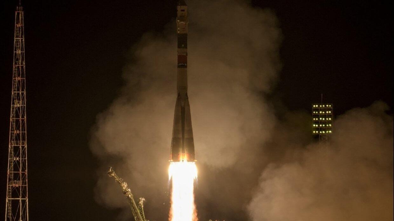 Экипаж «Союз МС-10» прилетел на МКС на новом корабле