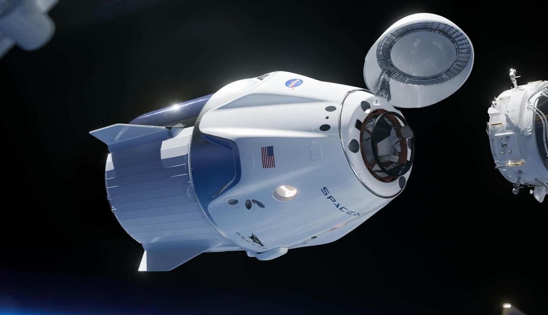 Космический аппарат Crew Dragon