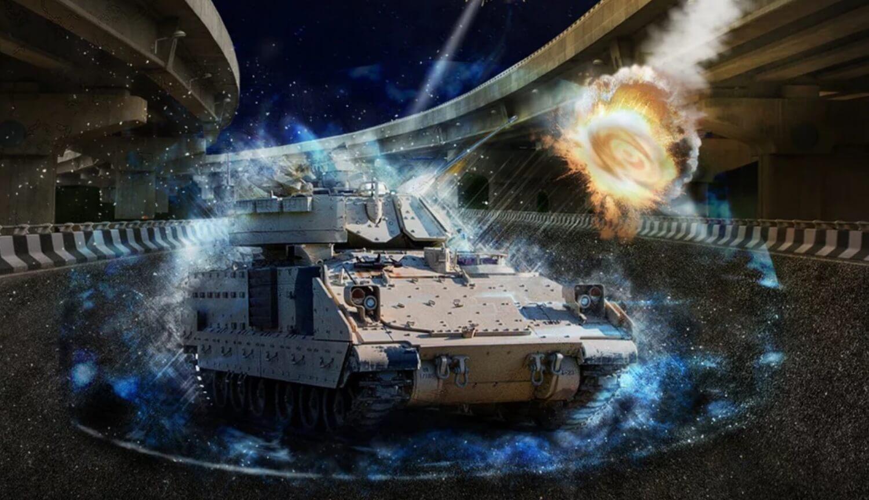 Защита от противотанковых ракет