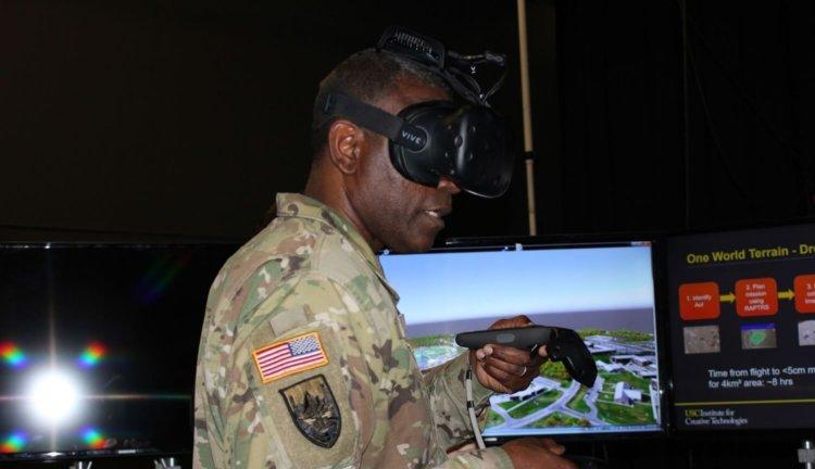 Армия США в виртуальной реальности