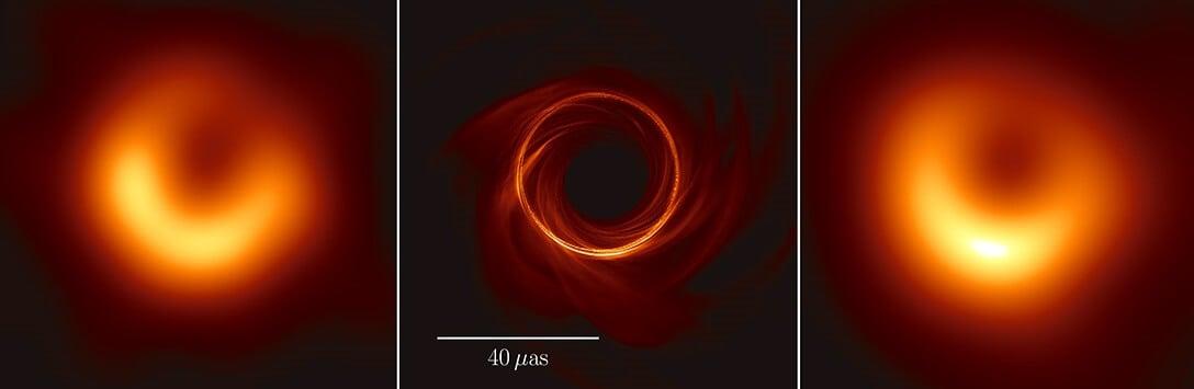 Три стыдных вопроса о фотографии черной дыры