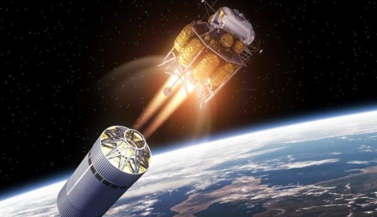 Безопасное ракетное топливо