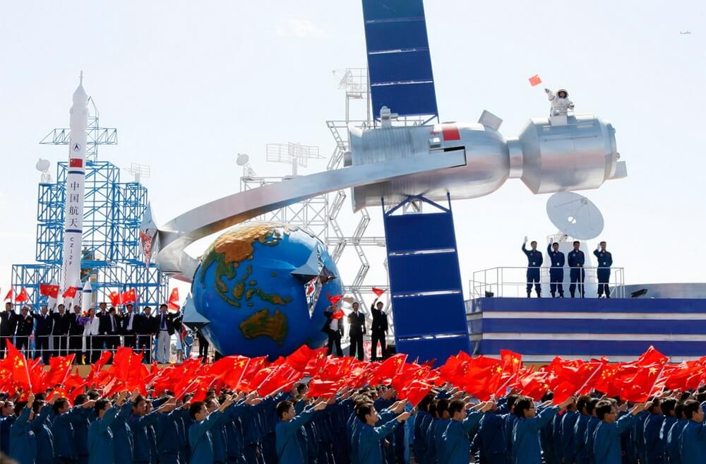 Китай заявил о готовности построить лунную базу в ближайшие 10 лет