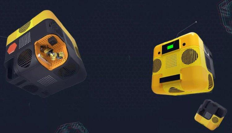 Роботы-пчелы Astrobee