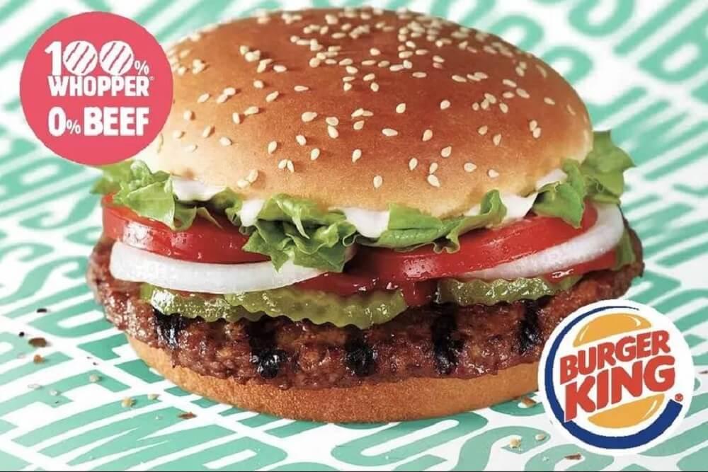 Котлета из пробирки: «Бургер Кинг» начал продажу вопперов с синтетическим мясом
