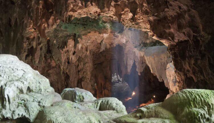 Пещера Кальяо