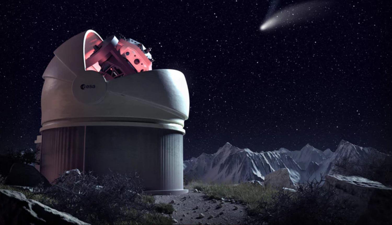 Защита Земли от астероидов