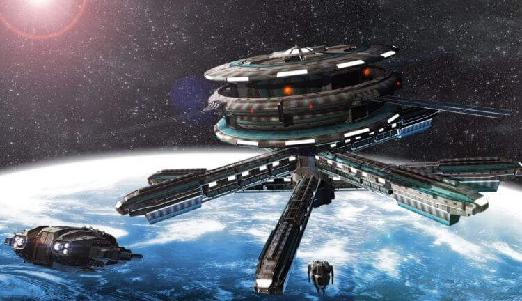 Космос будущего