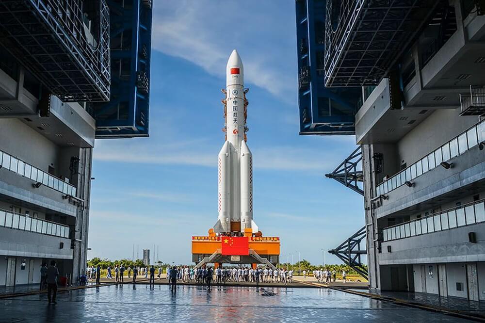 Китай отправит космический зонд для исследования околоземного астероида и кометы