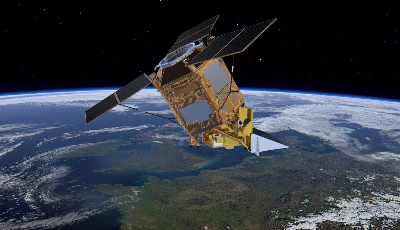Спутник для обнаружения источников парниковых газов