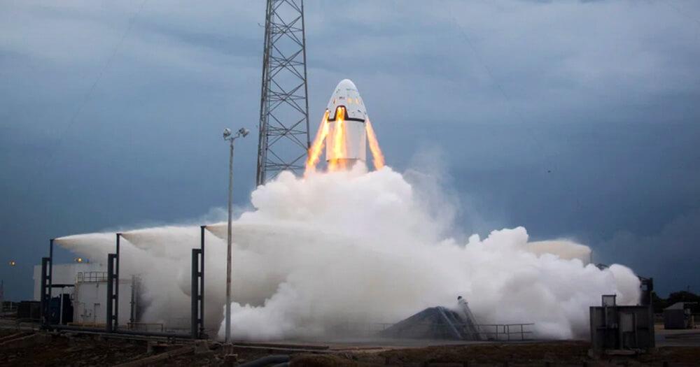 SpaceX не хочет признавать взрыв своего космического аппарата. Почему?