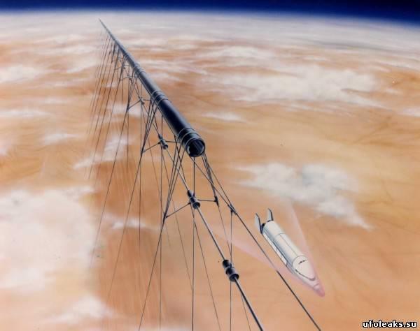 Можно ли добраться до космоса без большой ракеты?