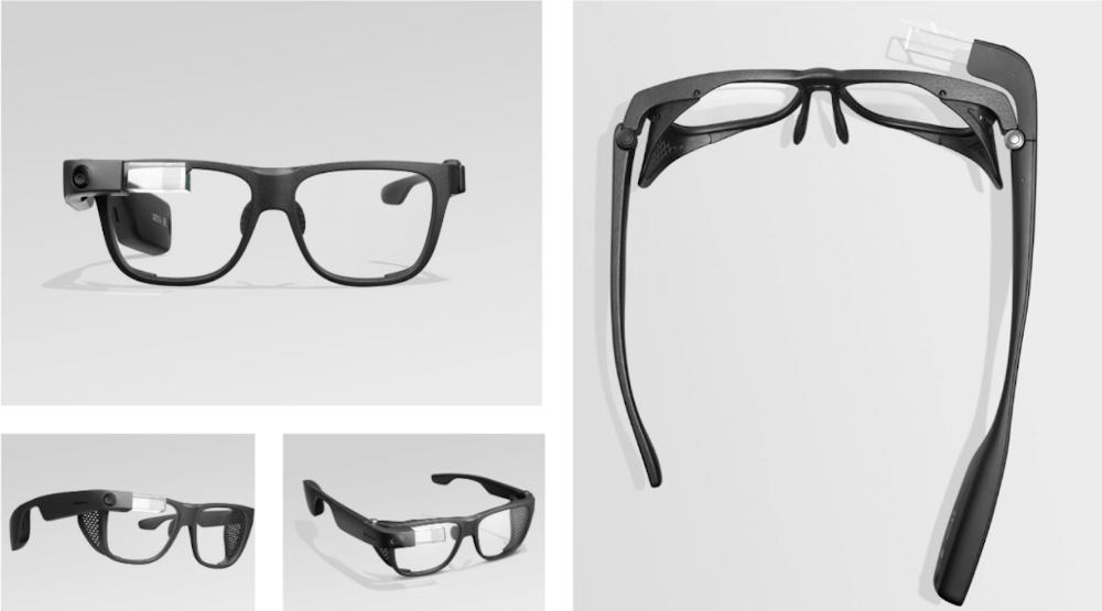 Google представила новую гарнитуру дополненной реальности Glass Enterprise Edition 2