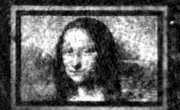 Австралийские ученые воссоздали на квантовом холсте миниатюрную копию «Моны Лизы»