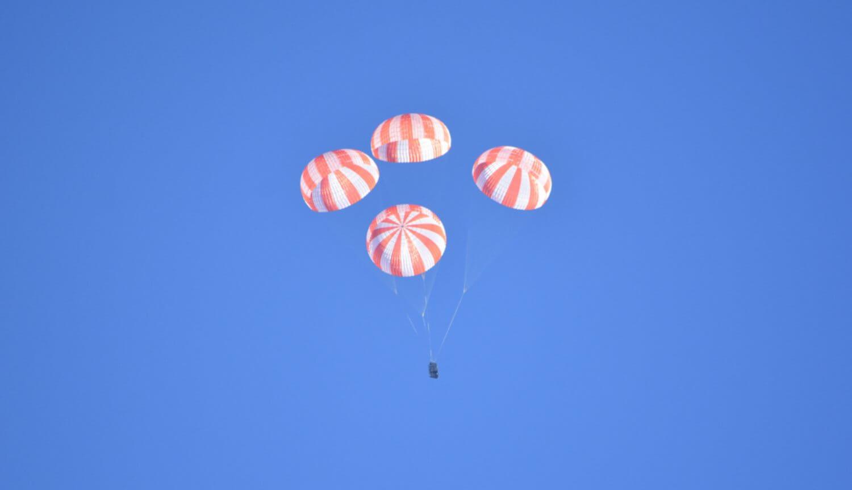 SpaceX рассказала об очередной аварии корабля Crew Dragon